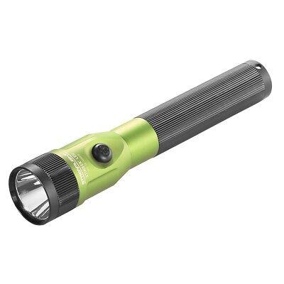me Green Stinger LED withAC/DC Piggy Back Charger (Lime Green Led)