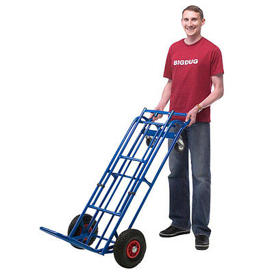Multi Position Sack Truck - 250kg Capacity