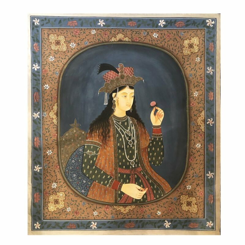 Mughal Painting-Female