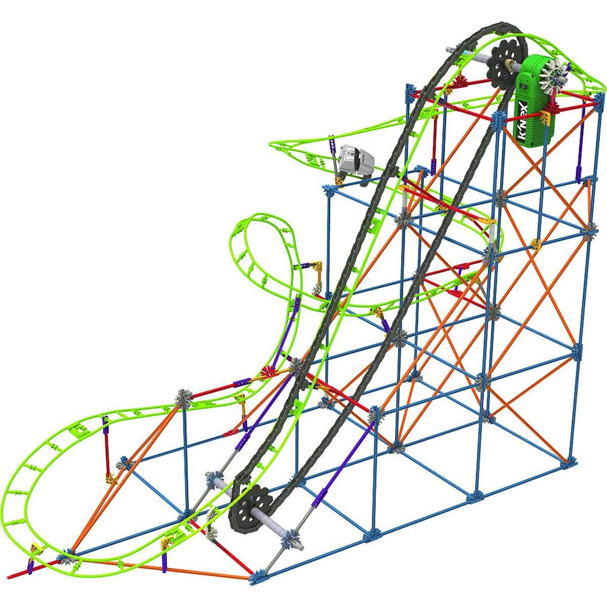 Knex Roller Coasters