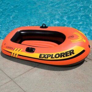 Inflatable 1 person boat