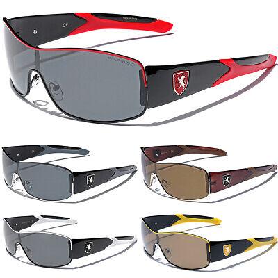 New Discount Polarized Khan Fishing Baseball Sport Men's Wrap Around (Discounts Sunglasses)
