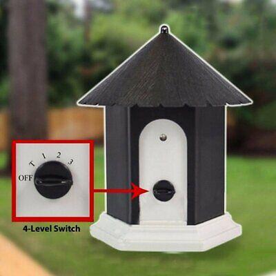 BEST Garden Ultrasonic Dog Bark Control Anti Barking Device Silencer Stopper (Best Ultrasonic Dog Bark Stopper)