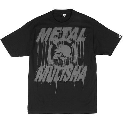 New Metal Mulisha Mens T-shirt GOO style BLACK motocross bmx atv FINAL (Bmx Styles)