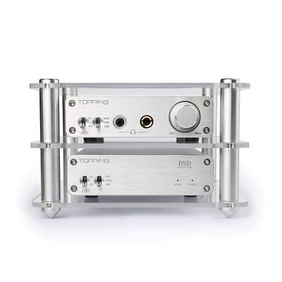 Topping D30+A30 Hifi Power Amplifier DSD USB DAC Headphone Amplifier Suit Set for sale  China