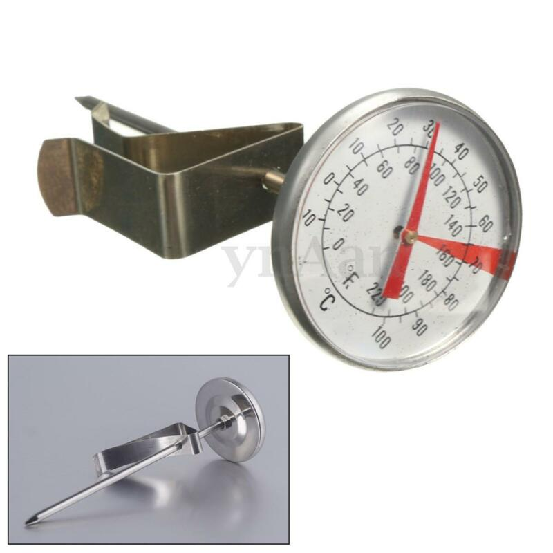 Clip On Metal Dial Jug Clamp Equipment For Candle Soap Making #1 US* &&.
