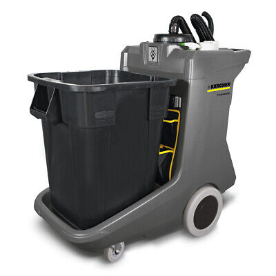 Karcher Eco T11 Cartvac - Battery Vacuum Janitorial Cart