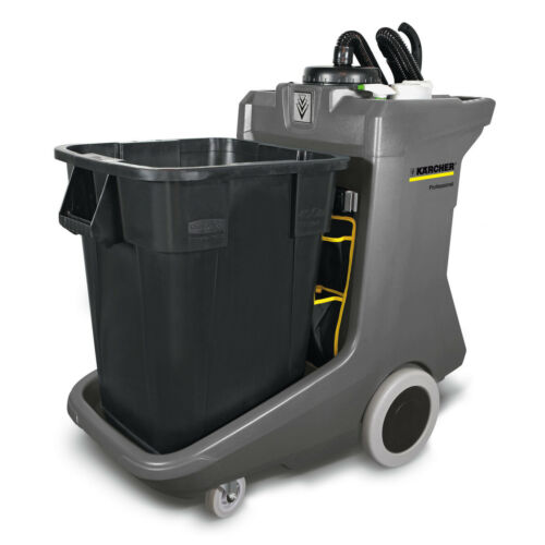 Karcher ECO! T11 CartVac - Battery Vacuum Janitorial Cart