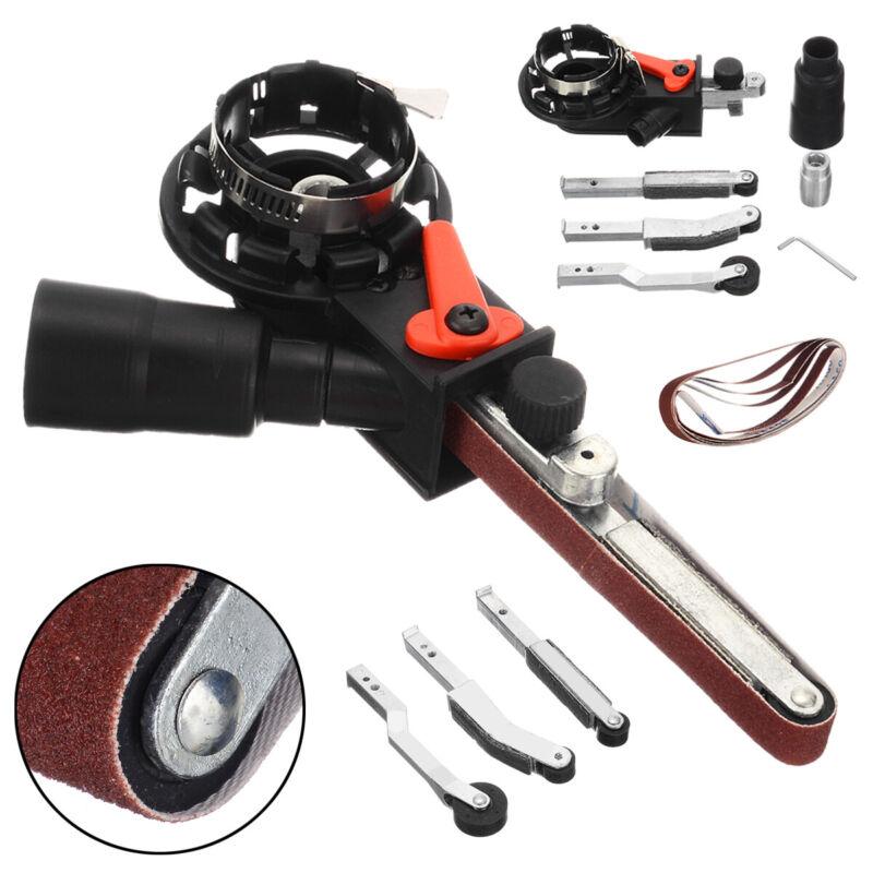 "Quick Change Belt Sander Sanding Attachment Kit For 4-1/2"" /"