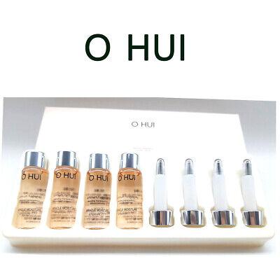 OHUI Miracle Moisture Ampoule 777 Set Hydrating Serum Moisturizer K-Beauty