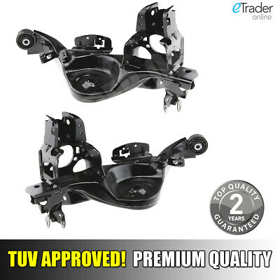 For Nissan Qashqai 2007-2019 Rear Trailing Radius Suspension Arms Wishbone PAIR