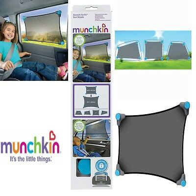 Munchkin Stretch to fit Auto Sonnenschutz dehnbar und flexibel