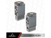 New AC A//C Expansion Valve H-Block Fits Cadillac 04-06 SRX 03-07 CTS