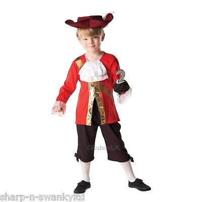Jungen Kapitän Hook Peter Pan Piraten Buch Tag - Peter Pan Pirat Kostüm