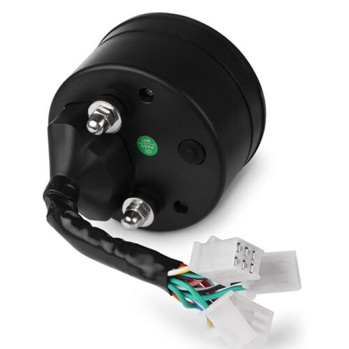 12000 Rmp Kmh Led Universal Lcd Digital Odometer