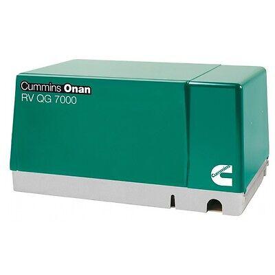 Brand New Cummins Onan 7.0 Hgj-ab 1036 Rv Generator Set Rv Qg 7000