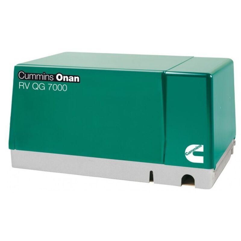 Brand New  Cummins Onan 7.0 HGJ-AB/ 1036 RV Generator set RV QG 7000