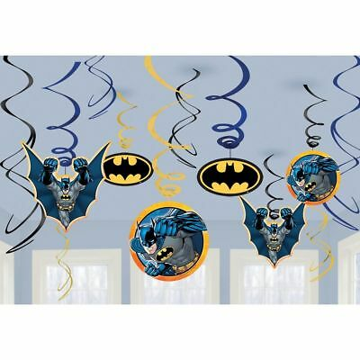 Batman Amscan Party Supplies Table decorating Kit centerpiece](Batman Centerpieces)