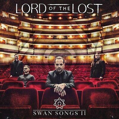 LORD OF THE LOST Swan Songs II LIMITED LP VINYL 2017