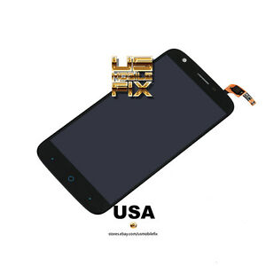 Assembly lcd Touch Screen Digitizer For ZTE Warp 7 zte9519 N9519 Repalcement