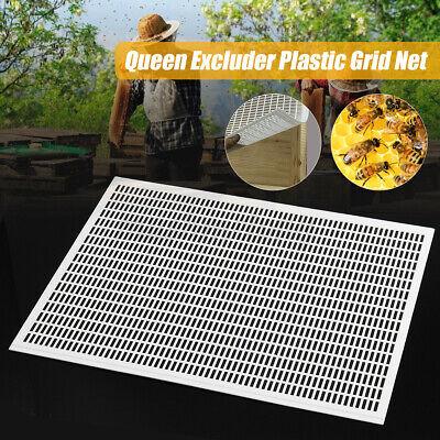 51x41cm Bee Queen Excluder Trapping Net Grid Beekeeping Honey Tool For Beekeeper