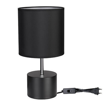 e Nachttischlampe, Dekorative Schreibtischlampe mit Schalter (Dekorative Tisch)