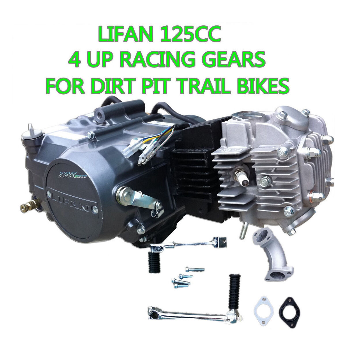 Zongshen 125cc Engine Diagram Clutch Basic Guide Wiring Complete Motorcycle Engines Ebay Rh Com Au Pit Bike Parts Bicycle Kit