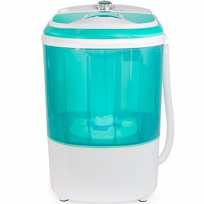 Handy MINI WASHING MACHINE CAN WASH 9LB LOAD FOR R.V APARTMENT COLLEGE WASHER