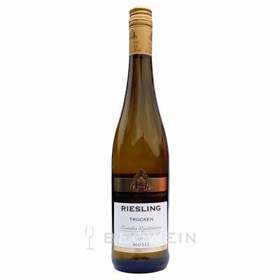 Abtei Himmerod Riesling Trocken aus der Steillage 0,75 l Weißwein von der Mosel