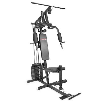 2f8f590f7c858 Home Gym Weight Bench Workout Exercise Machine Strength Fitness Equipment  Body