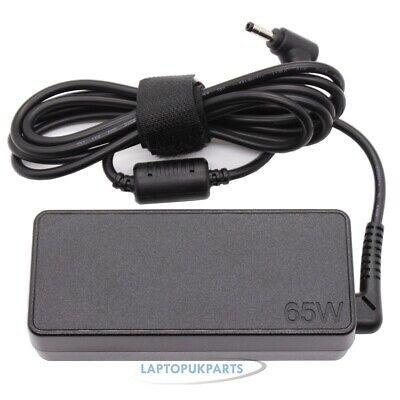 Ricambio per Lenovo Ideapad S130-14IGM Laptop 65W Adattatore AC Alimentatore