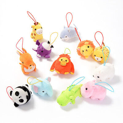 Amuse Mini Mascot Puchimaru Animal Plush Collection 12pc Daisuki Doubutsuen 25c8