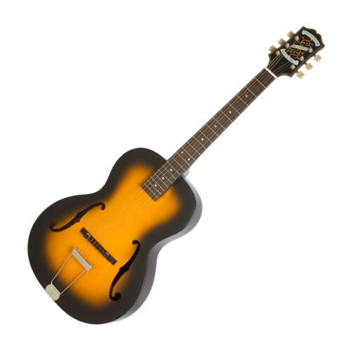 Epiphone New Century Olympic Masterbilt Archtop Electric Guitar - Violin Burst