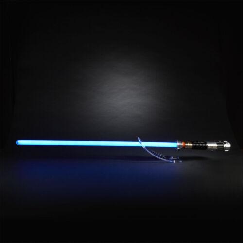 100% Hasbro Star Wars Black Series Light Up Lightsaber Force FX Obi-Wan 2017