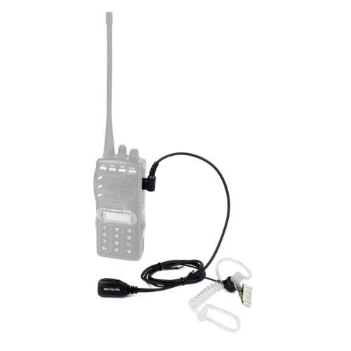 50X Retevis Mic 2Pin Earpiece Headset For Motorola PRO1150 GP68 HYT Radios Acc - $137.99