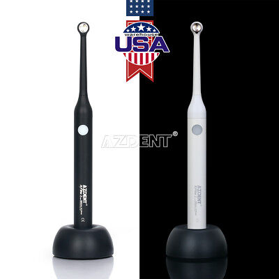 Woodpecker Iled Style Led Curing Light Cordless Lamp Chargable 2300mwcm 2color