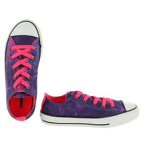3f33ef5fd97 Girls Converse Shoes Size 1