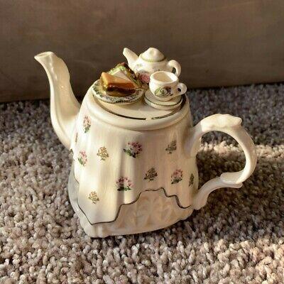 Paul Cardew Portmeirion Teapot Small One Cup