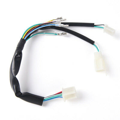 Electric Start Wiring Harness Loom Kit for 50 70 90 110 125 140cc Pit Dirt Bike