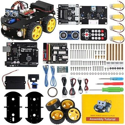 ELEGOO UNO R3 Project Smart Robot Car Kit V 3.0