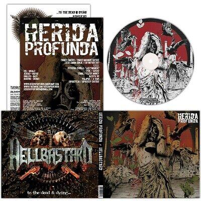 Herida Profunda / Hellbastard split CD napalm death / hiatus / warcollapse