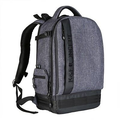 Large Camera Backpack Bag Case for Canon Nikon Sony DSLR SLR K&F Concept