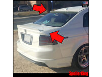 SpoilerKing Rear Roof Spoiler /& Trunk Wing Combo 284R//380L