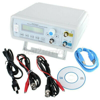 24mhz Dual-channel Arbitrary Waveform Dds Function Signal Generator Sweep Counte