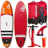 Fanatic Fly Air Premium 10.4 Inflatable Sup Windsurf Stand Up Paddle Board - fanatic - ebay.co.uk