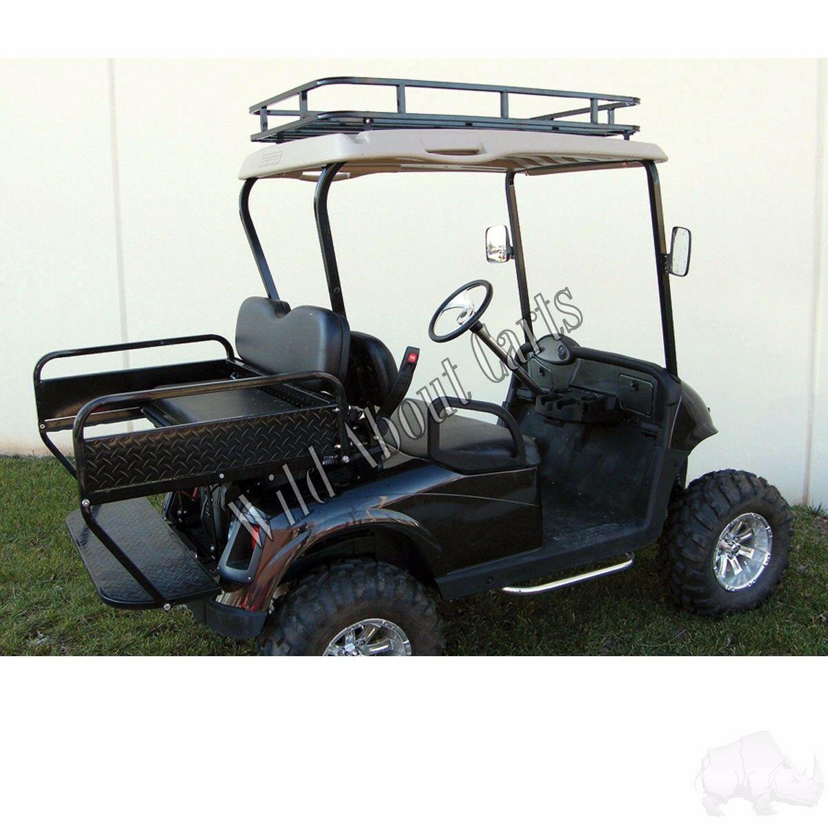 Golf Cart Roof Rack Storage System for EZGO RXV | eBay Golf Cart Roof Rack Storage on golf cart roof bar, golf cart in water, golf cart roof lights, golf cart roof top, golf cart radio, golf cart cargo rack, golf cart horn, golf cart center cap, golf cart fuse box, golf cart roof kits, golf cart roof replacement, golf cart spindle, golf cart girls, golf cart dog box, golf cart backup camera, golf cart roof metal, golf cart roof storage, golf cart two tone paint, golf cart roof rails, golf cart roof supports,