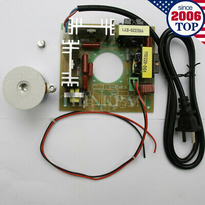 New 110vac 60w 40khz Ultrasonic Cleaning Transducer Cleaner Driver Board