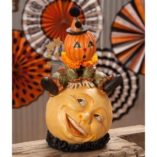 """Bethany Lowe Halloween """"Over The Moon Jack"""" TD7634"""