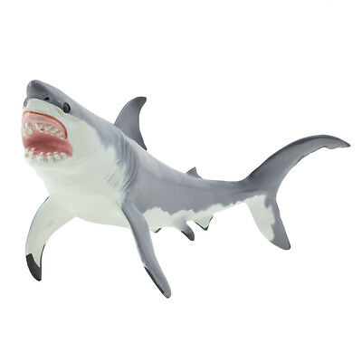 Great White Shark Monterey Bay Sea Life Figure Safari Ltd Toys Educational
