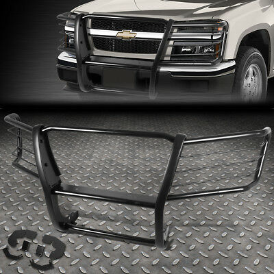 FOR 04-12 COLORADO/CANYON MILD STEEL FRONT BUMPER TUBULAR GRILLE BRUSH GUARD